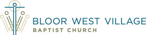 Bloor West Baptist Church Logo